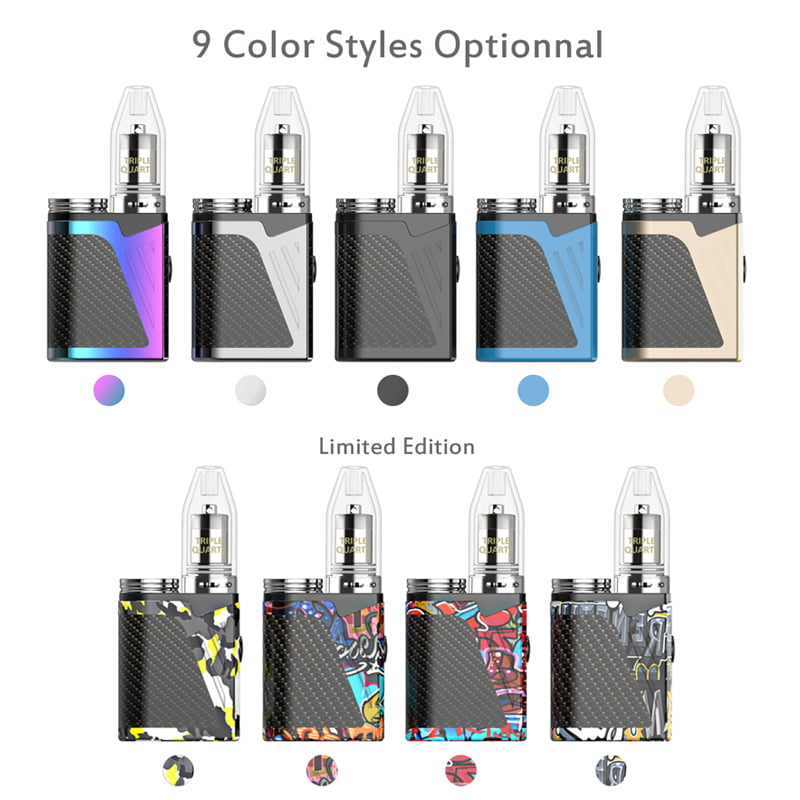 Oracle Wax Vaporizers - 9 Colors