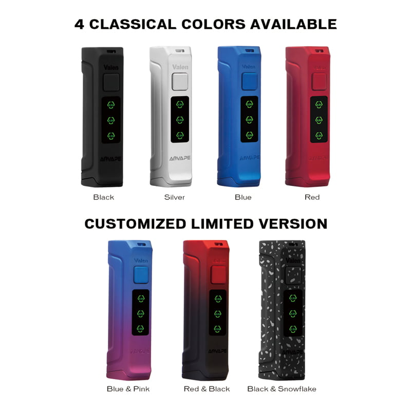 Valen 510 Vape Pen- 7 colors for choosing