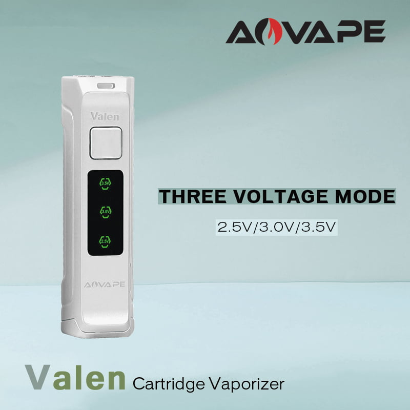 Valen 510 thread battery Three Voltage Mode