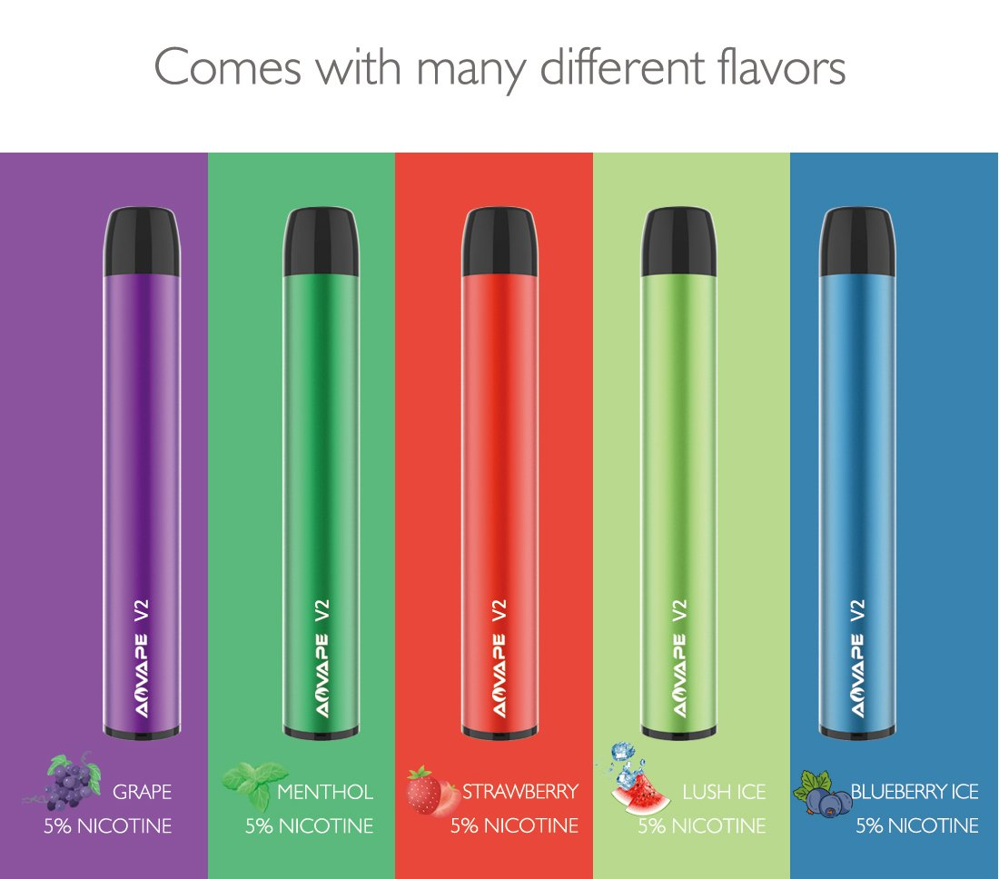 Best disposable e cig v2-8