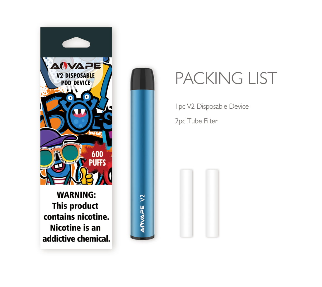 Disposable e cig V2-9