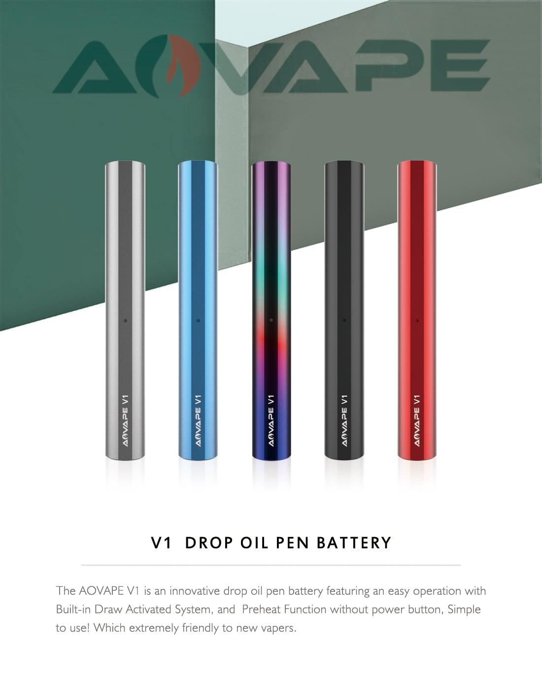 V1 Oil Pen Batter