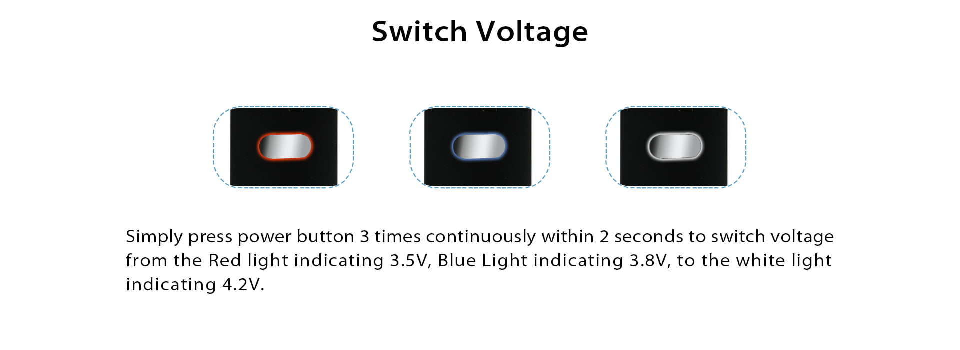 Canva Switch Voltage