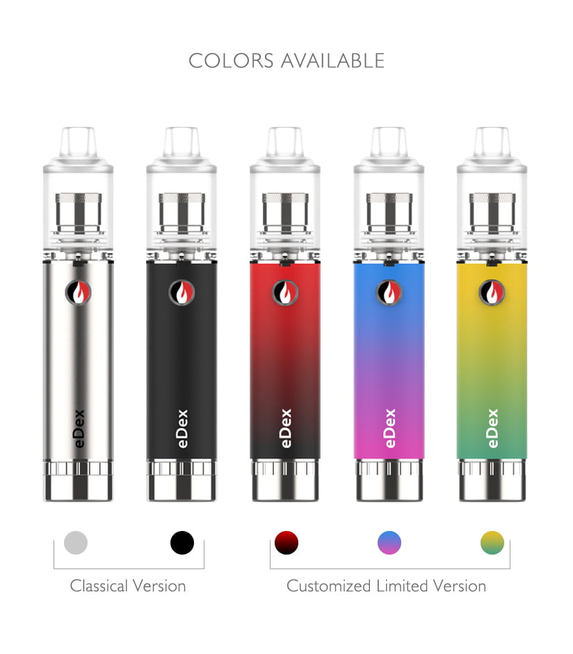 eDex Wax Vaporizer Pen